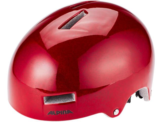 Alpina Airtime Kypärä, red